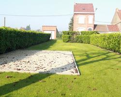 Le Jardin Dubois - Terrassement