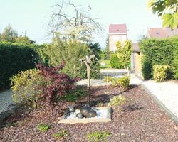 Le Jardin Dubois - Chemins & Accès