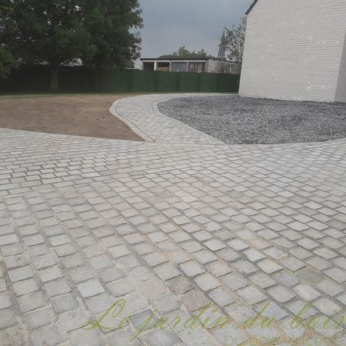 Le Jardin Dubois - Chemins Accès