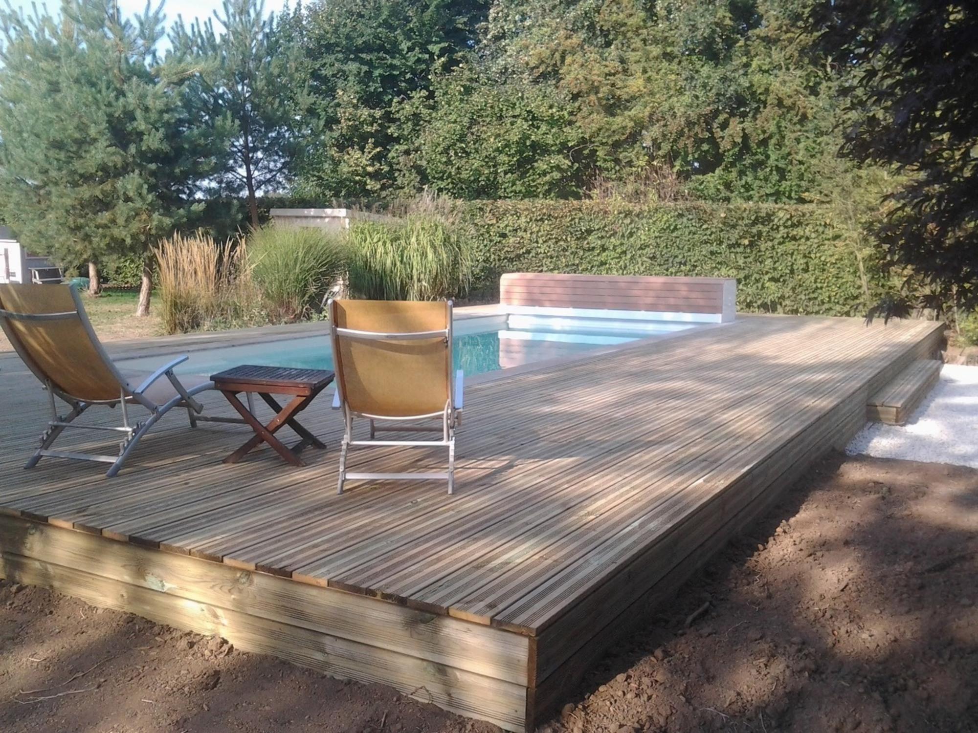 Le Jardin Dubois -  piscines